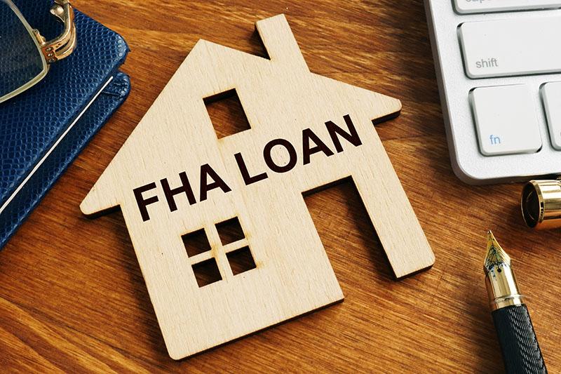 FHA loans available in Portland, Oregon.
