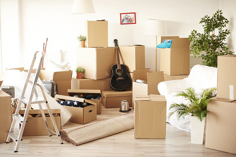 Moving Day Etiquette in Portland